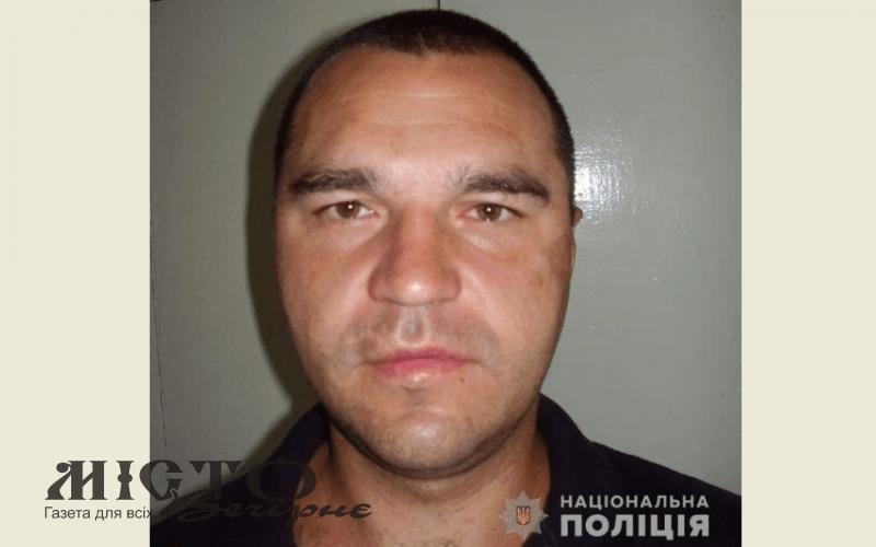Правоохоронці розшукують особливо-небезпечного злочинця з Володимира