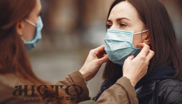 Скількох волинян оштрафували через відсутність маски