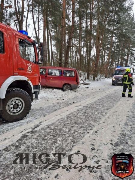 У Польщі бус з українцями потрапив у жахливу аварію
