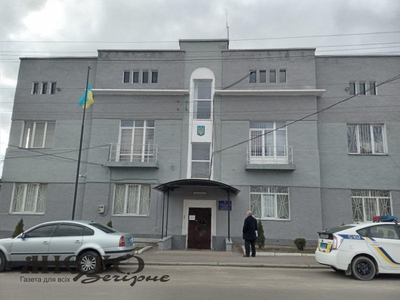 Представники омбудсмена перевірили, як поліція у Володимирі бореться з поширенням COVID-19