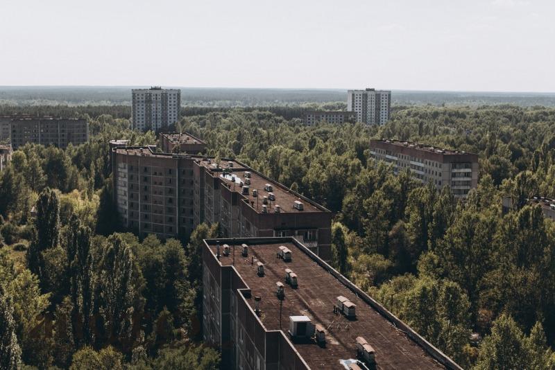 Україна розвиватиме Чорнобиль