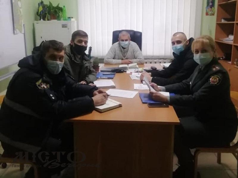 Поліціянти Володимирщини обговорили, як розшукувтимуть осіб, засуджених до покарання