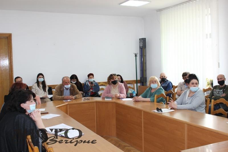 Міський голова Володимира зустрівся з підприємцями