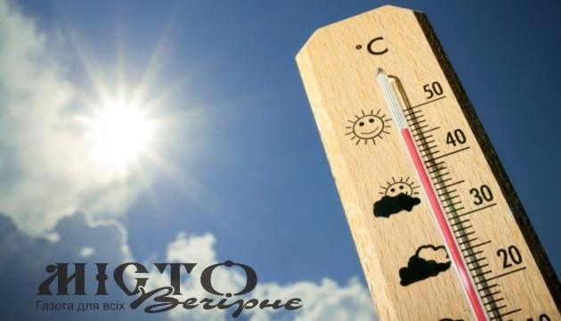 До кінця червня в Україні буде спекотно