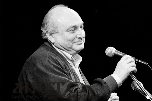 Помер сатирик Михайло Жванецький