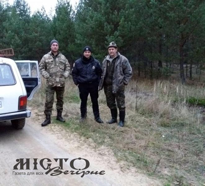 У Володимир-Волинському районі екоінспектори виявили порушника полювання