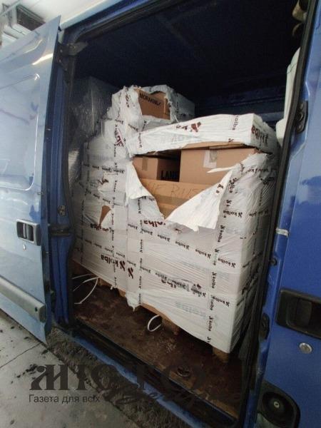 Митники вилучили незадекларований товар на 750 тисяч гривень