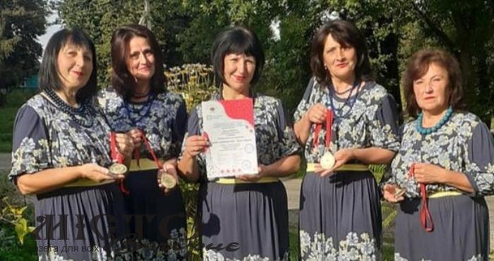 Артисток Павлівської громади нагородили на всеукраїнському фестивалі