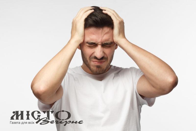 Позбудьтеся головного болю без таблеток