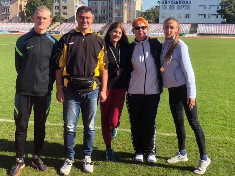 Команда ДЮСШ нашого міста вдало виступила на чемпіонаті області