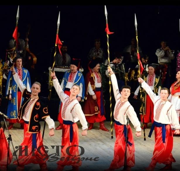 У День захисника України виступить Волинський народний хор