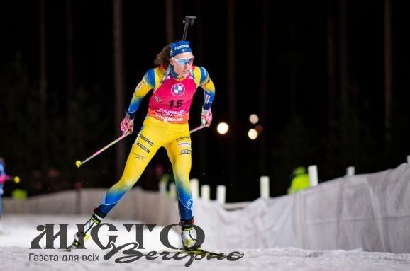 Українці пробилися в топ-10 етапу Кубка світу з біатлону