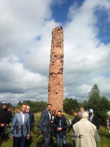 Вшанували жертв Голокосту на Володимирщині