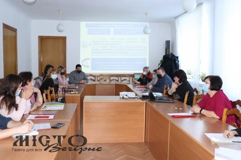 Перше засідання координаційної ради з питань громадського бюджету: обрали голову ради і внесли зміни у положення