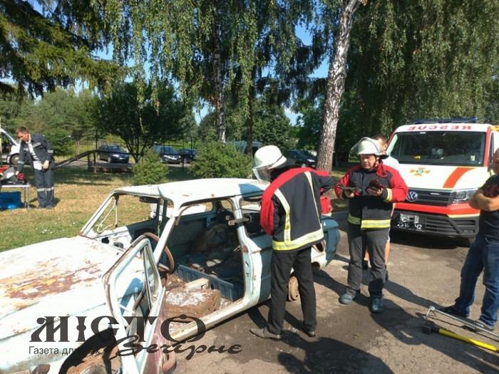 Литовезька ОТГ отримала рятувальне спорядження