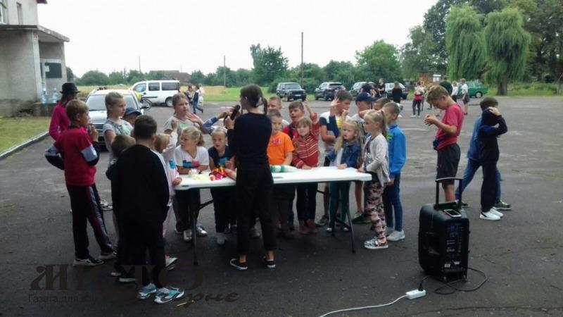 Три дні діти Литовежської громади відпочивали у християнському таборі