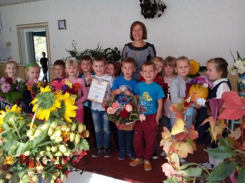 У Литовезькому ліцеї провели свято квітів