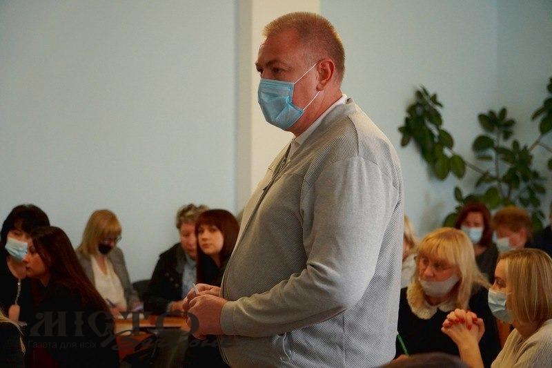 Про що звітували начальники відділів та управлінь Володимир-Волинської міської ради