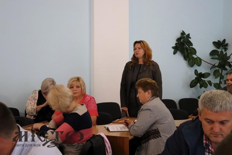 Про що говорили на нараді у Володимир-Волинській міській раді