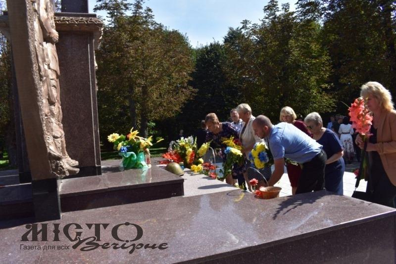 В Іваничах провели зустріч-реквієм «Пам'ятаємо, не забудемо»