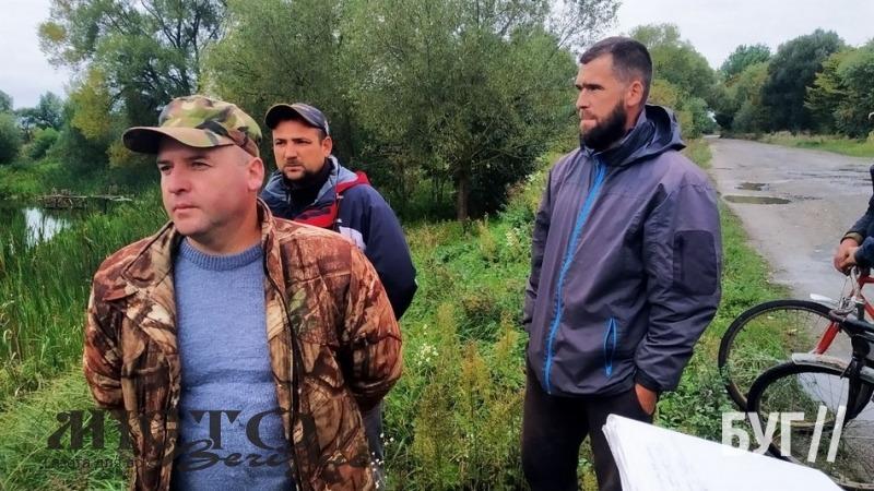 Активісти хочуть навести благоустрій на ставку села Милятин