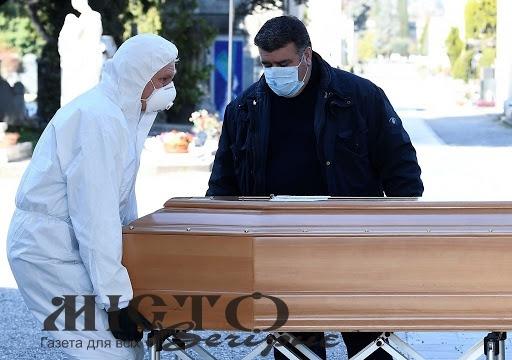 Чому не діє нова постанова щодо поховання?