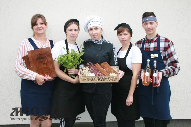 Ресторація «Вулик» —  це українська кухня, традиції і гостинність
