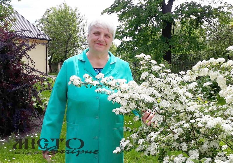 Ніна Богдан – молодша медична сестра відділення стаціонарного догляду для постійного проживання терцентру.