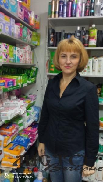«Наша мета – щоб усі відвідувачі крамниці «Блиск» були задоволені
