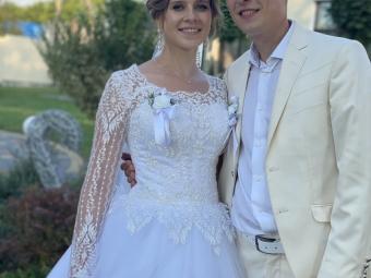 І ось ви одружились! У всіх казках щасливий кінець: «І жили вони довго та щасливо»