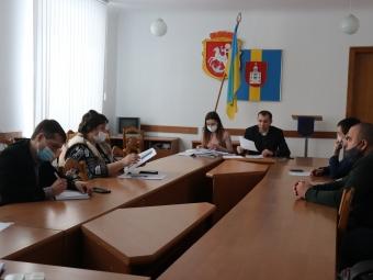У Володимирі відбулося засідання комісії з житлових питань