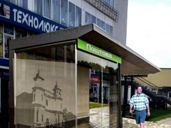 У Володимирі облаштують сім зупинок громадського транспорту