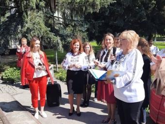 Союз Українок Америки призначив стипендію дівчинці з Устилуга