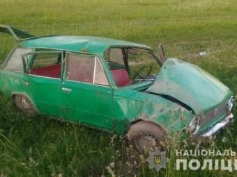 У Володимир-Волинському районі трапилась ДТП, постраждало п'ятеро людей