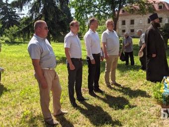 У Володимирі вшанували пам'ять жертв війни в Україні