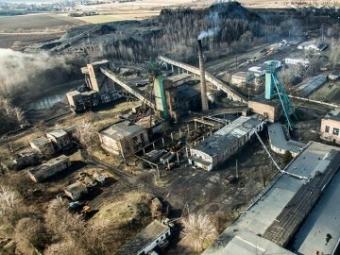 У Нововолинську закривають шахту