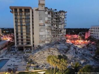 Кількість загиблих від обвалу будинку у Флориді зросла до 79 осіб