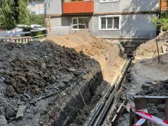 Теплоенерго у Володимирі продовжує активну підготовку до опалювального сезону