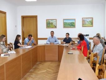 У Володимирі підбили підсумки роботи оргкомітету з підготовки до Дня міста