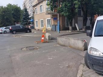 У Володимирі розпочали капітальний ремонт вулиці Павлова