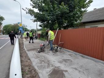 Проінспектували ремонтні роботи на вулицях Володимира