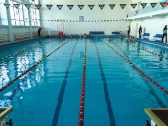 У Володимирі розпочав роботу плавальний басейн