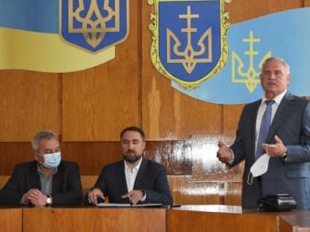 Офіційно представили заступників Володимир-Волинської РДА