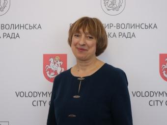 У Володимирі обрали керівника Центру професійного розвитку педпрацівників
