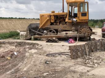 У Володимирі підрядників підозрюють у привласненні коштів під час будівництва сміттєвого полігону
