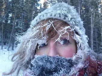 На Волинь сунуть морози до -30 градусів