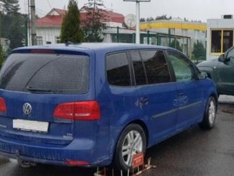 """У """"Ягодині"""" знайшли авто, яке викрали у Німеччині 7 років тому"""