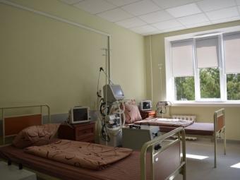 У лікарні Володимира відремонтували терапевтичне відділення