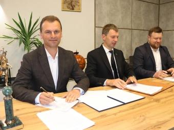 Міський голова Володимира підписав меморандум про співпрацю із торгово-промисловою палатою