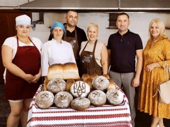 Екскерівниця птахофабрики відкрила у Володимирі пекарню